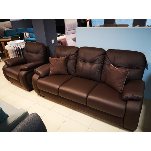 Zestaw Fino Sofa + 2 Fotele